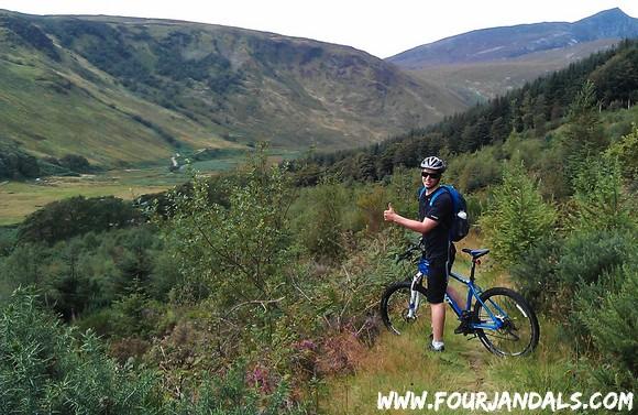Mountain Biking Arran