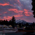 Mammoth Mountain Sunset – Weekly Photo
