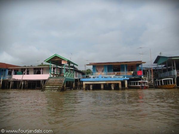 Water Village in Brunei