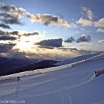 Sunrise at Marmot Basin Ski Area: Weekly Hump Day Photo