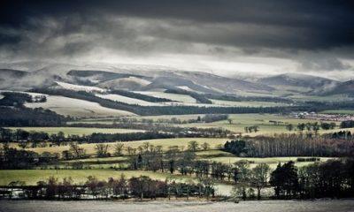 Glentress in Tweed Valley
