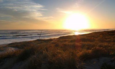 Mount Maunganui Surf and Sunset
