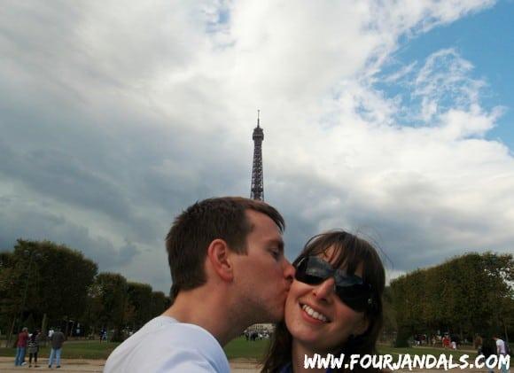 Paris valentines day
