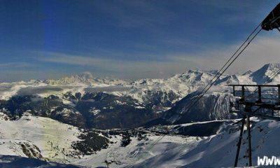 3 Valleys Peak Panorama