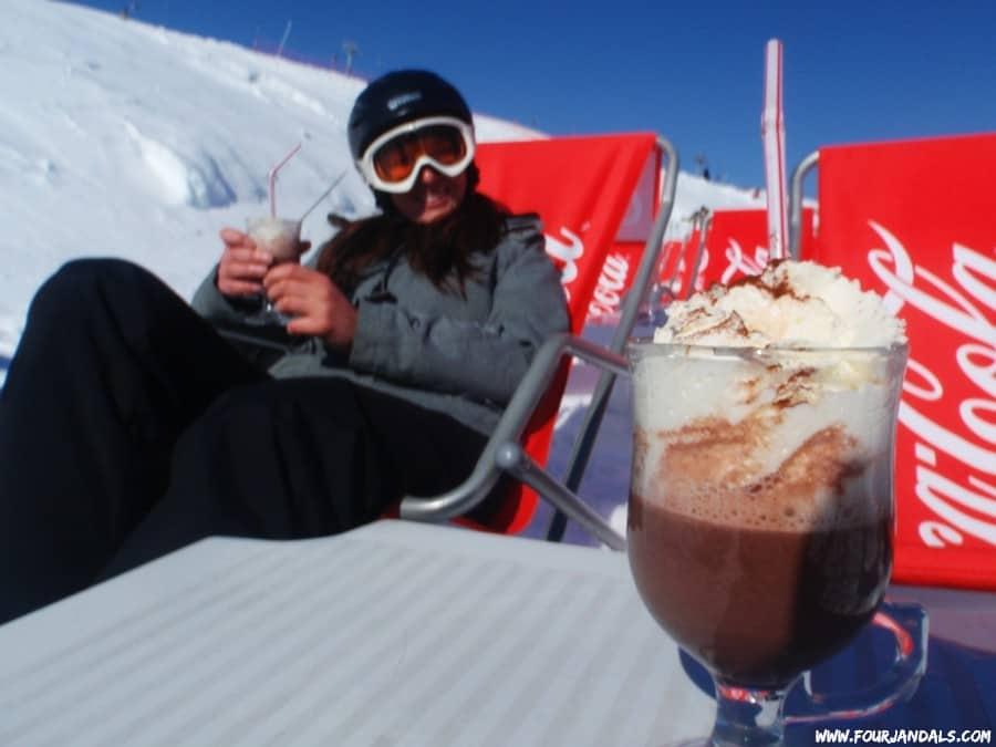 Hot Chocolate Three Valleys
