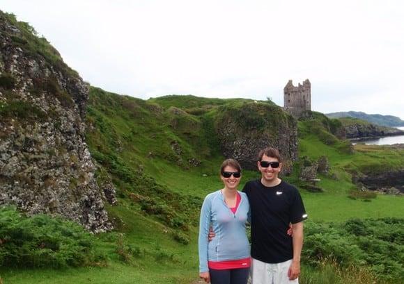 Isle of Kerrera Castle