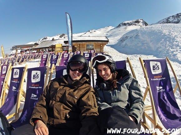 Apres Skiing Three Valleys