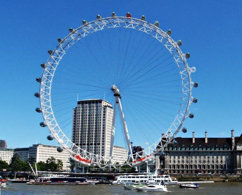 London is Beautiful, London Eye