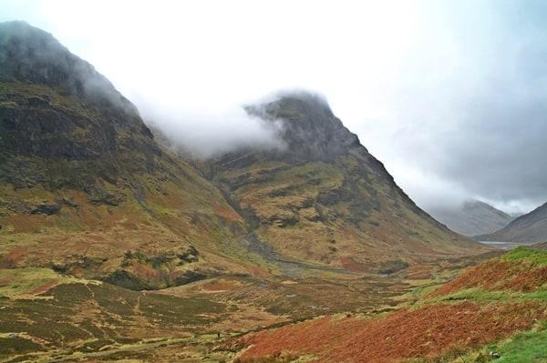 Scottish Highlands Drive