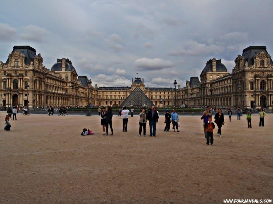 Best eats in Paris, The Louvre, Paris