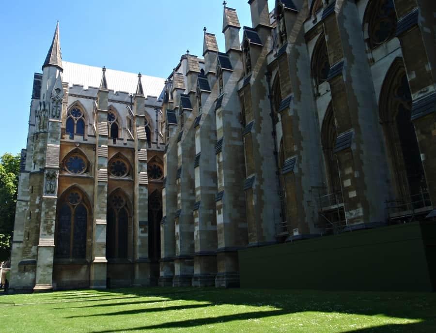 London is Beautiful, Westminster Abbey