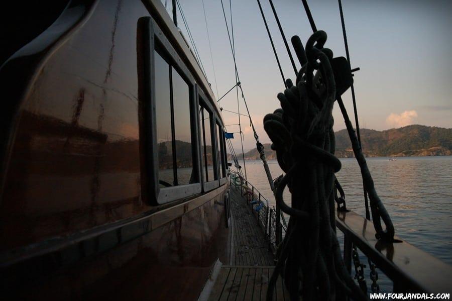 Busabout Sail Turkey Photo Essay