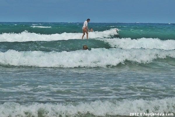Surfing in San Sebastian, Stoke Travel