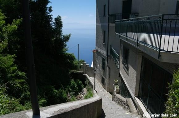 Agerola to Amalfi photos