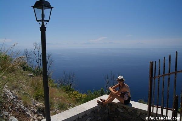 Agerola views photos