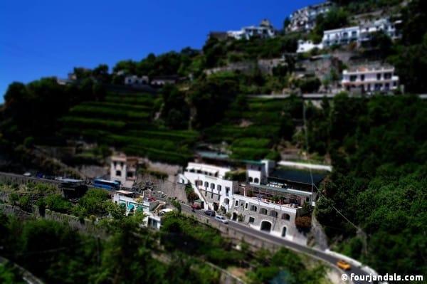 Amalfi Coast walks