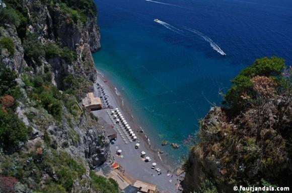 Amalfi beach photos