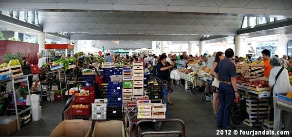 La Spezia Market Experience
