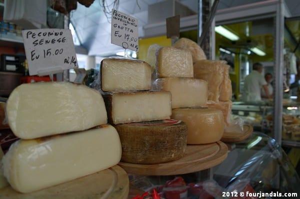 La Spezia markets