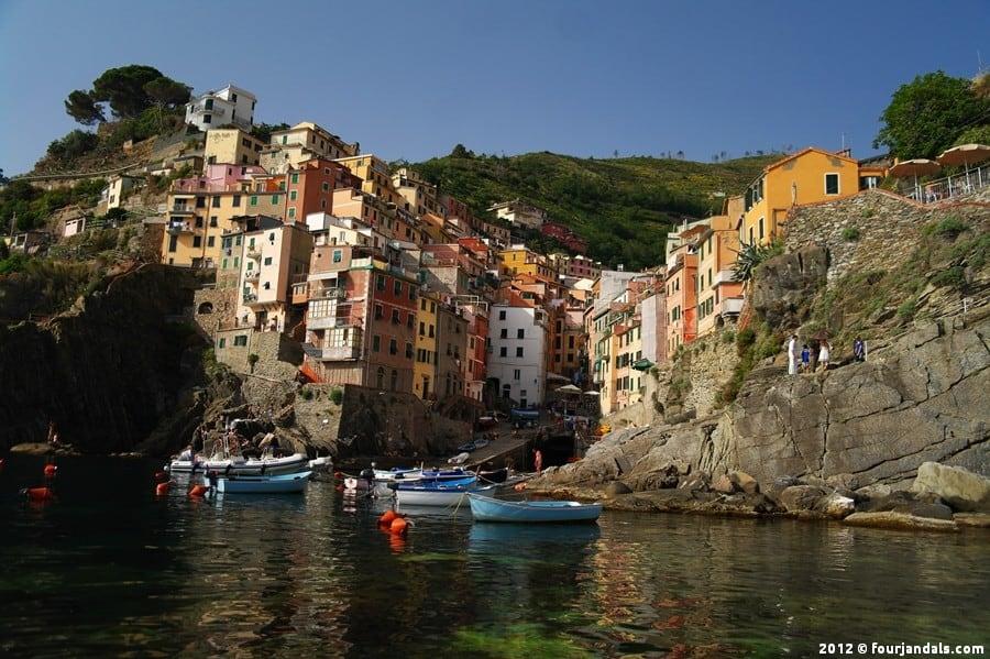 Riomaggiore photos Cinque Terre