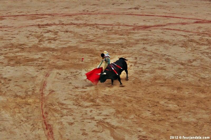 Bullfighting in Spain, Sanfermines, Festival of San Fermin