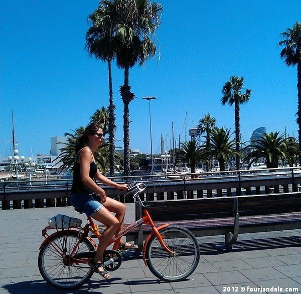 Cycling Barcelona