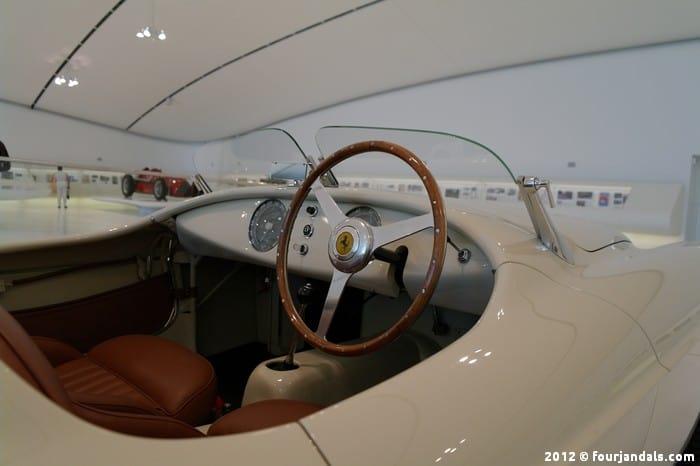 Enzo Ferrari Museum Maranello
