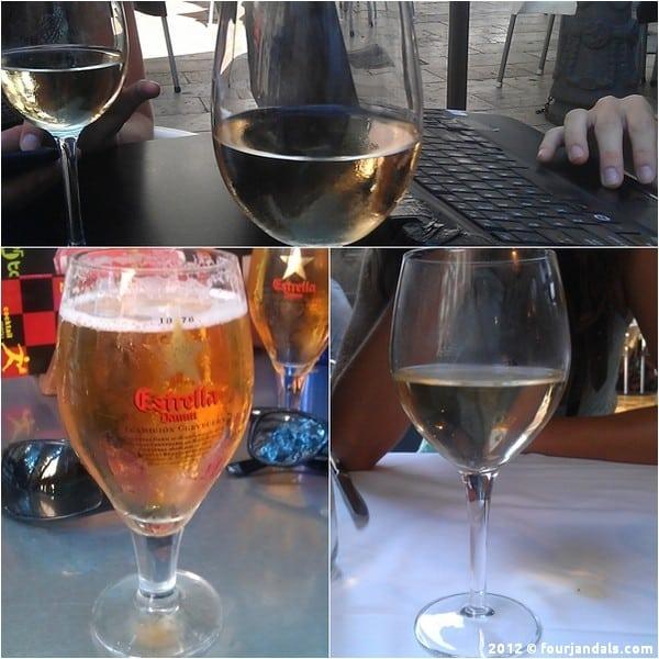 Wine in Barcelona