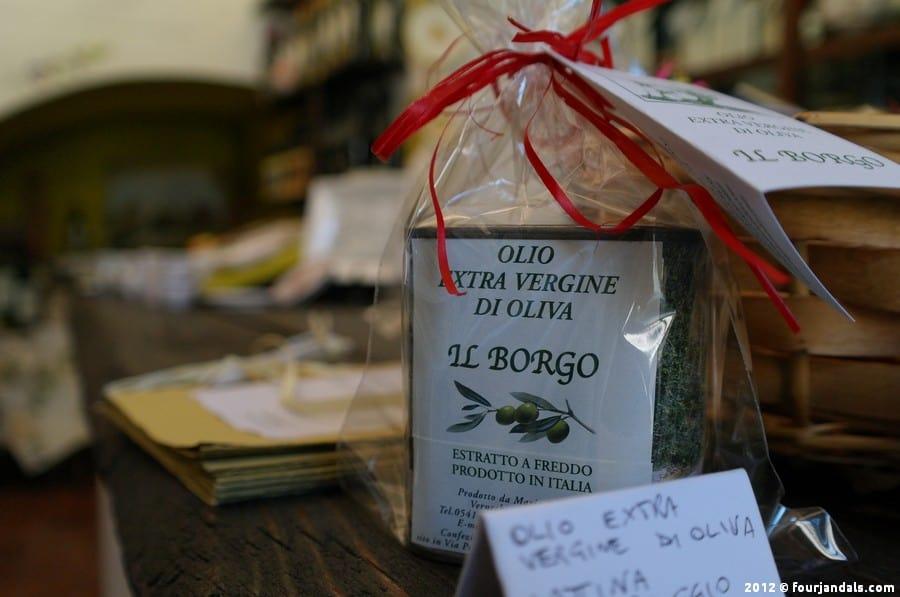 Il Bello E Il Buono Olive Oil, Verucchio, Emilia Romagna, Olive Oil Tasting