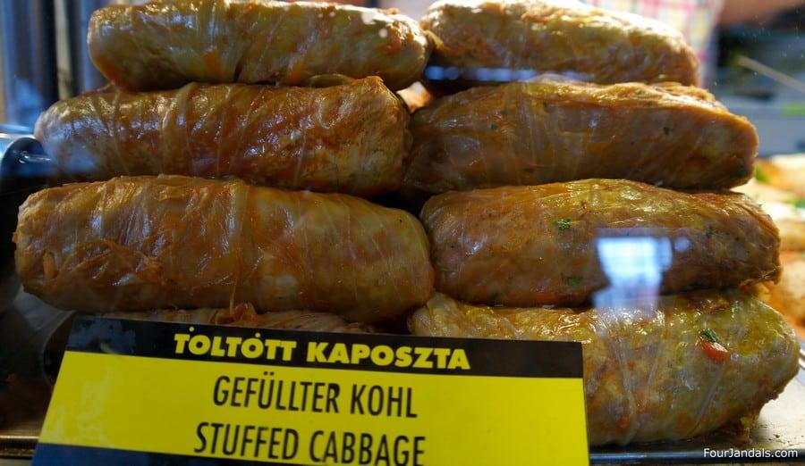 Töltött káposzta Stuffed Cabbage Hungary