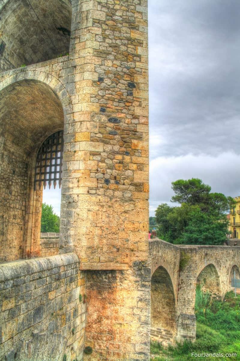 Besalú Bridge Costa Brava