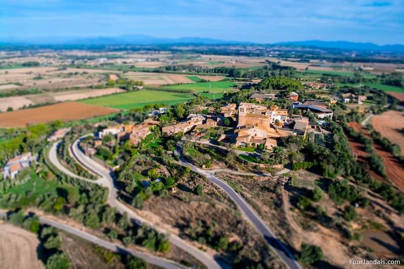 Hot Air Ballooning in Costa Brava Spain