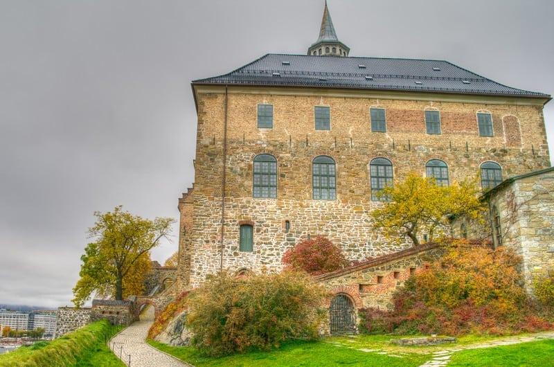 Oslo Guide Akershus Castle