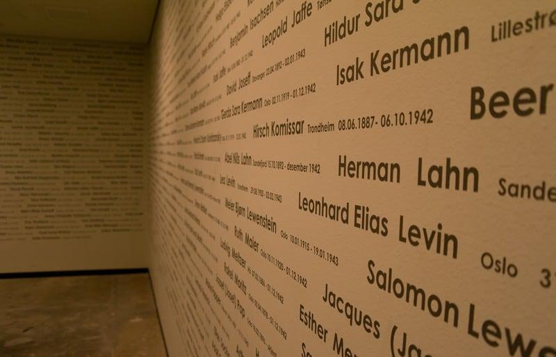 Oslo Guide Holocaust Center