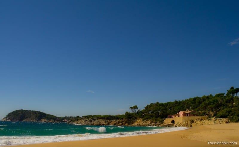 Palamos Beach Costa Brava
