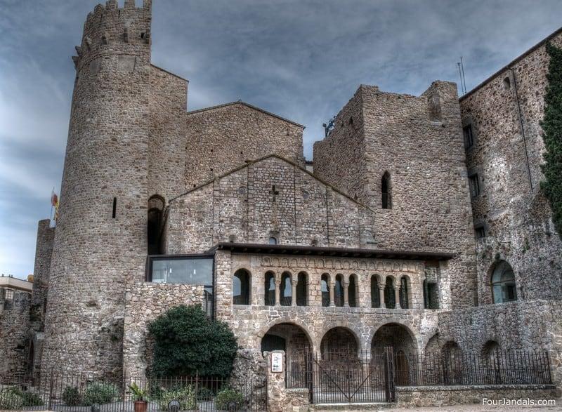 Sant Feliu de Guíxols Monastery Costa Brava
