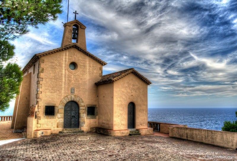 Sant Feliu de Guíxols lookout