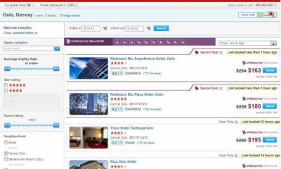Hotels.com Welcome Rewards