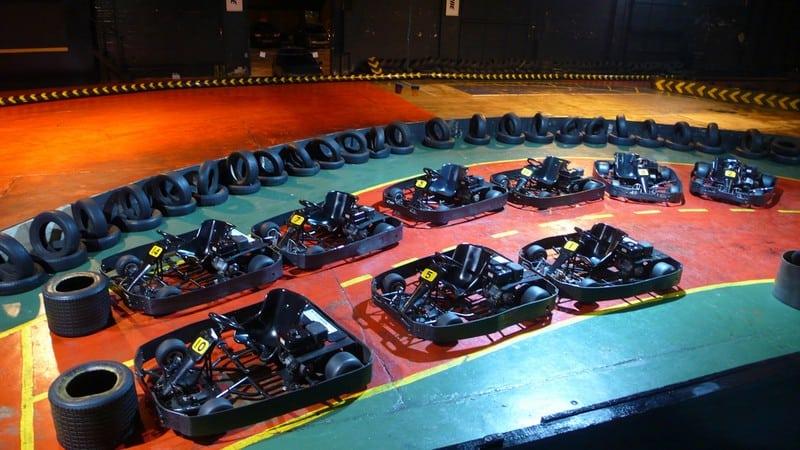 Adventure Travel Activities in Sydney - Go Karting