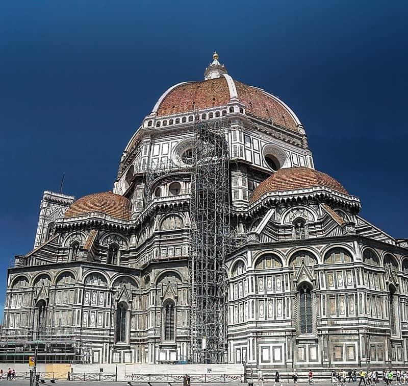 Brunelleschi's dome, Florence Duomo