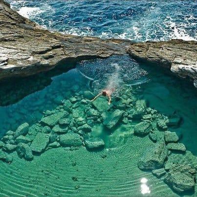 Island of Thassos