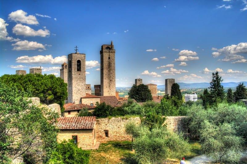 Visiting San Gimignano Photos