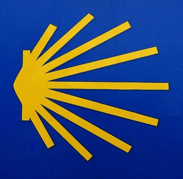 What to pack for the Camino de Santiago, Camino de Santiago logo