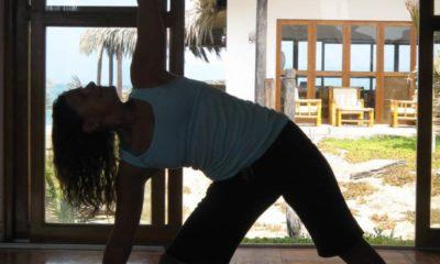 Carri Uranga Drishti Yoga