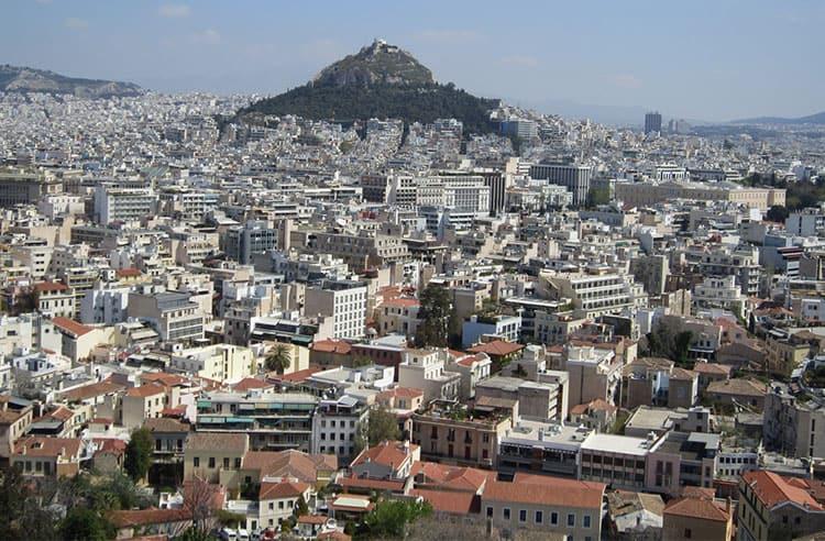 Outdoor Activities in Athens