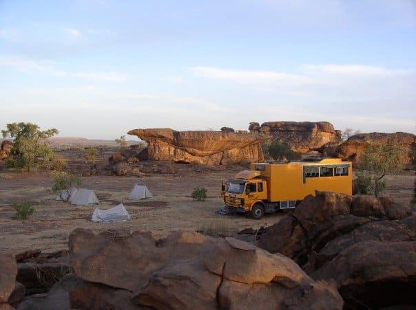 Oasis Overland Africa Truck