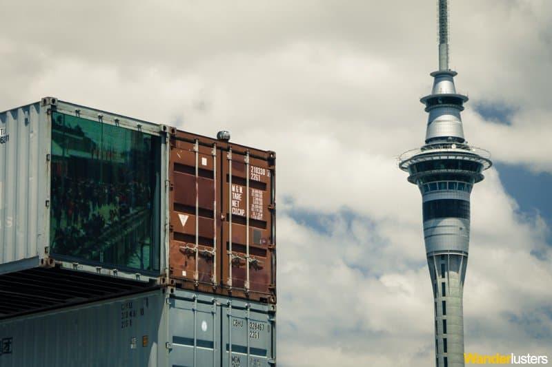 Outdoor Activities in Auckland - Skytower View