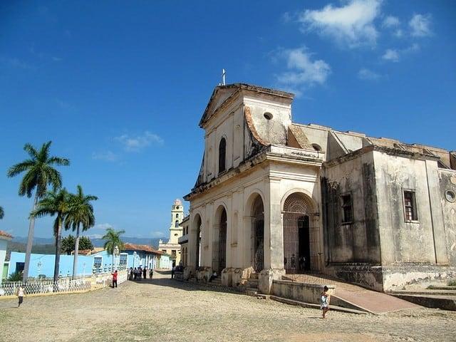 Outdoor Activities in Cuba - UNESCO World Heritage Sites in Trinidad