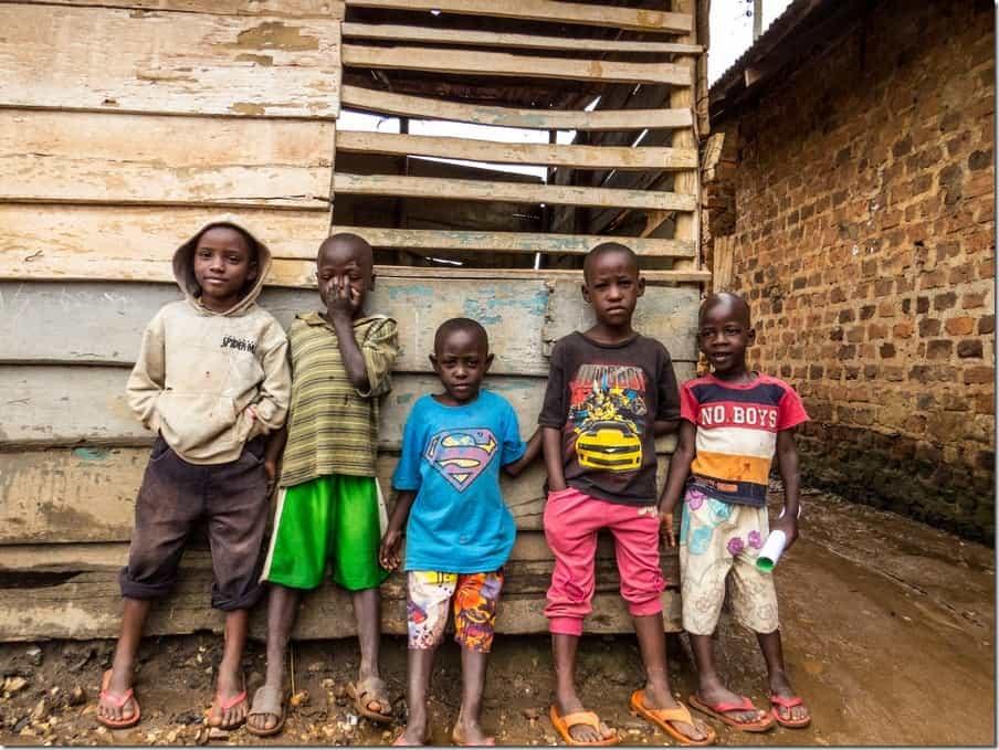 Bwaise Slum - School