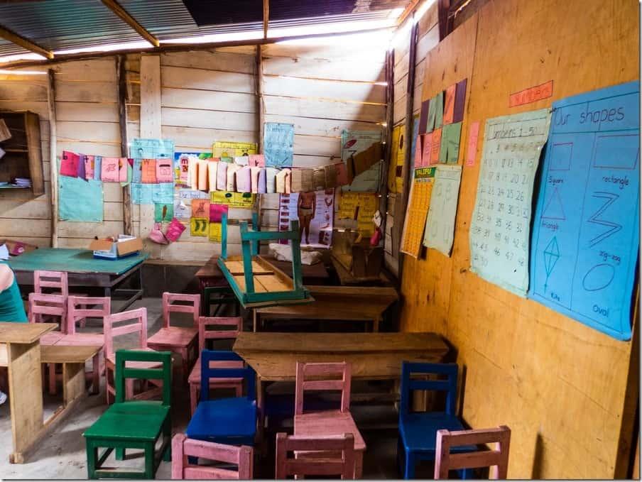 Bwaise Slum Tour - Local School